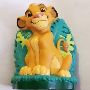 Lion King piggy bank
